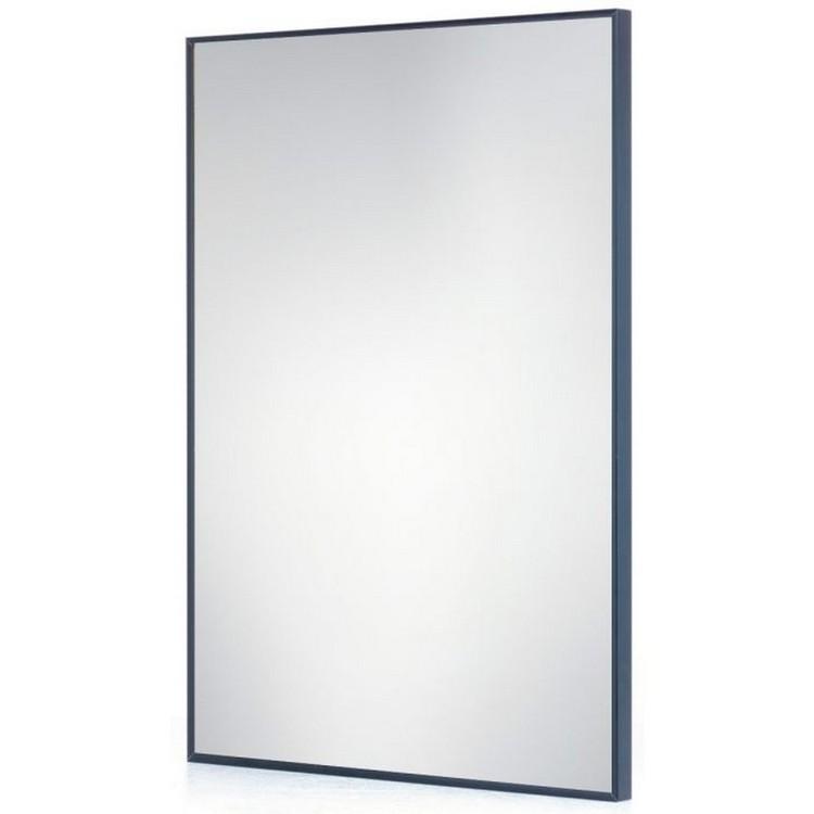 Estancia Slim Svart Spegel