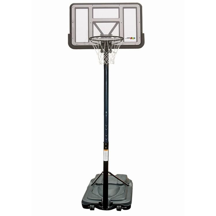 My Hood College Basketställning