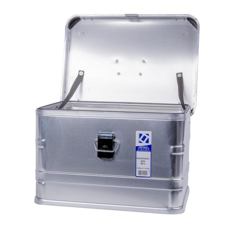 Skeppshultstegen Aluminiumbox 29L