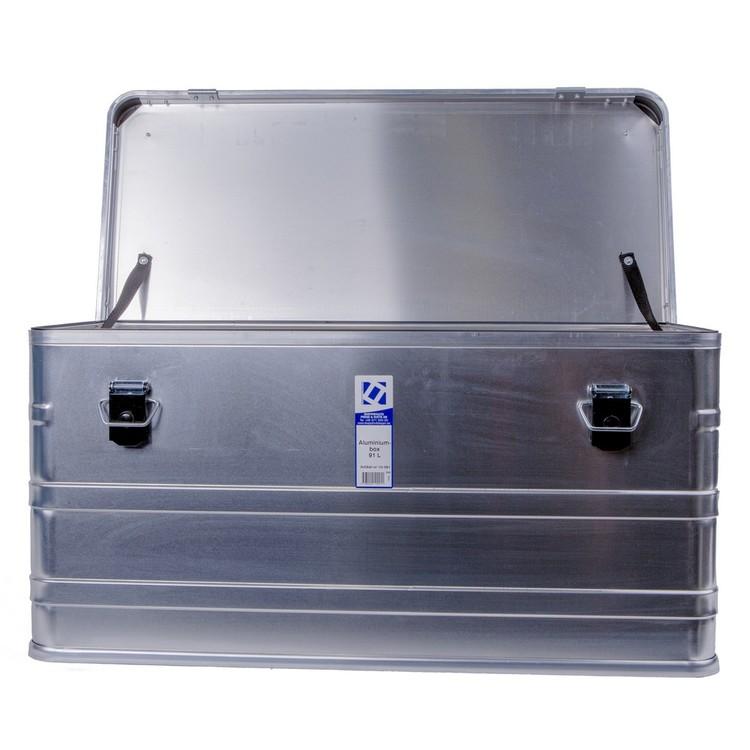 Skeppshultstegen Aluminiumbox 91L