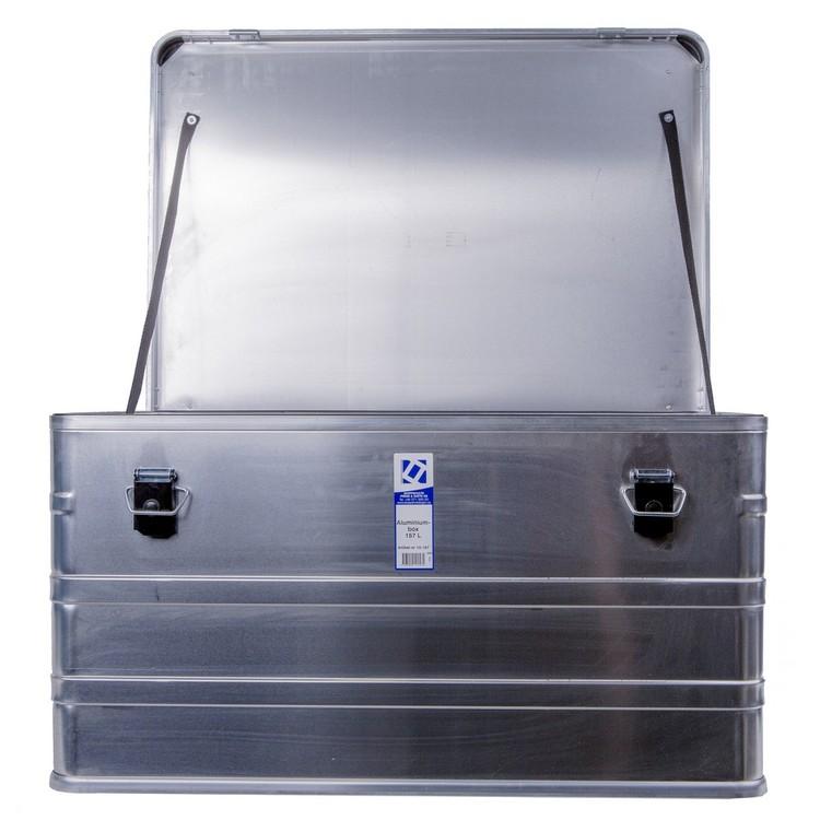 Skeppshultstegen Aluminiumbox 157L