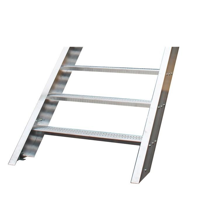 Skeppshultstegen Skarvsteg Till Aluminiumtrappa 900 3 Steg