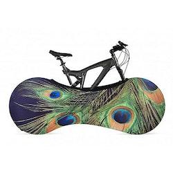 Velosock Bike Cover Peacock