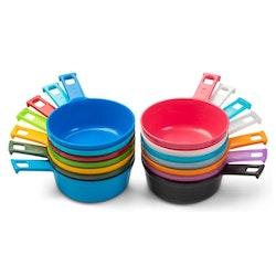Soppkåsa 4-pack Blandade Färger