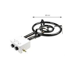 GrillSymbol Gasolbrännare 400mm/13,5 kw