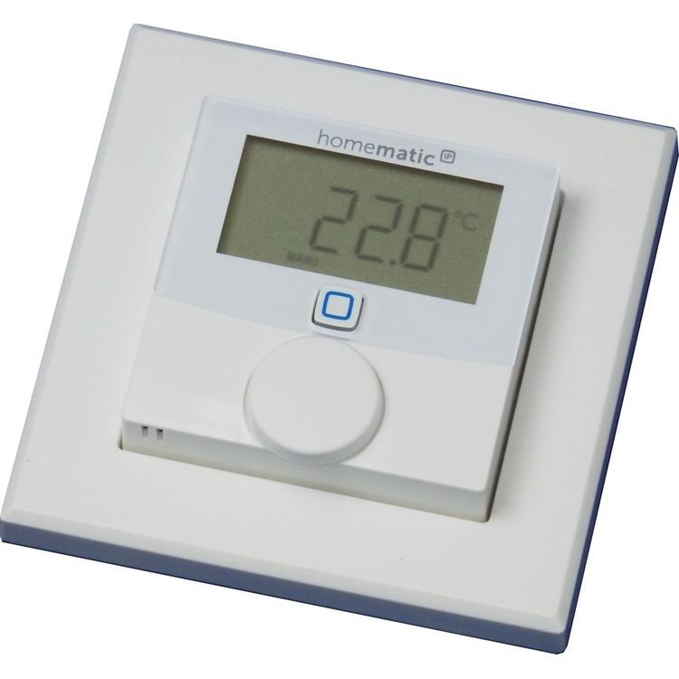 Heat4All HomeMatic IP-Väggtermostat