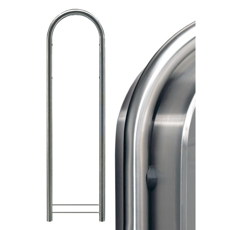 Bobi Round Stativ rostfritt stål