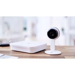 Sikkerthjem S6evo Inomhus HD WiFi SmartCam