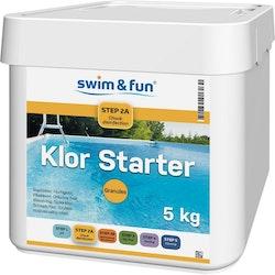 Swim & Fun Snabbklor Granulat 10 kg