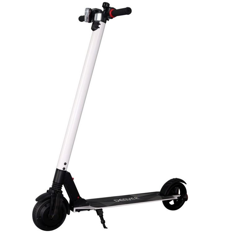 Denver El-Sparkcykel 250W Vit