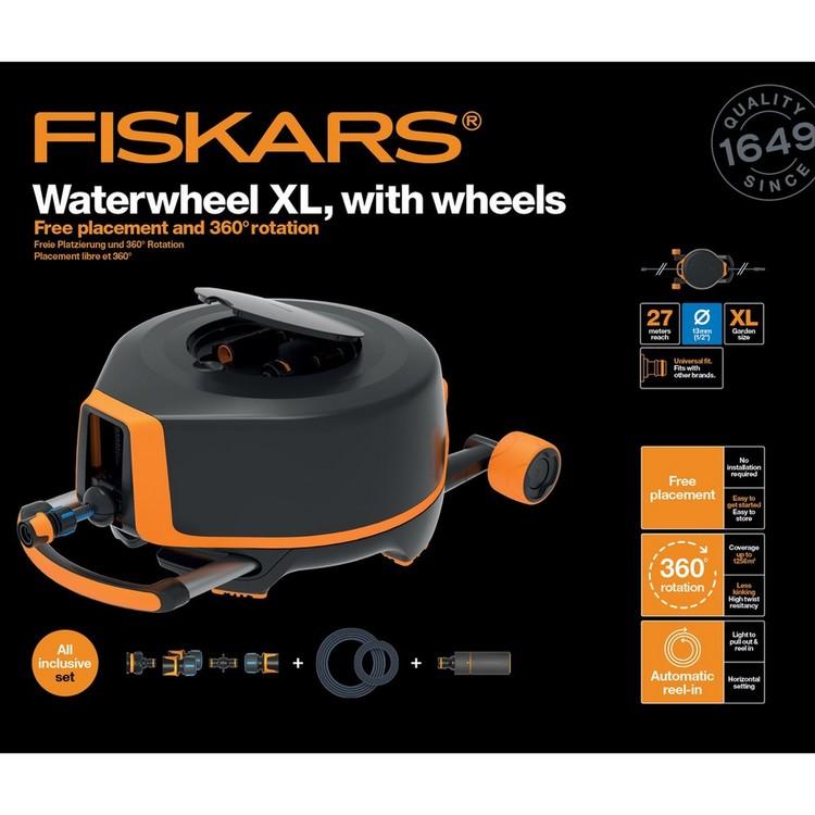 Fiskars Waterwheel Automatic XL