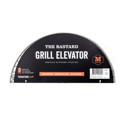 The Bastard Grill Elevator Large
