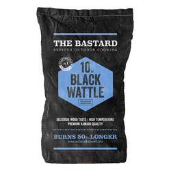 The Bastard Black Wattle Grillkol 10 kg