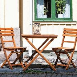Interbuild Sydney Trädgårdsbord & Sofia Trädgårdsstol Set