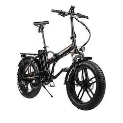 Ecoglider Rs4 Hero Elcykel