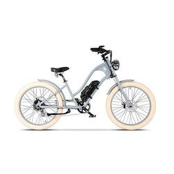 Michael Blast The Vacay Low 250W Grå El-Cykel