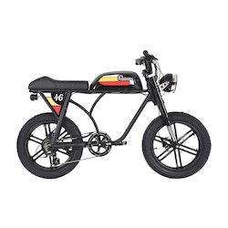 Michael Blast The Outsider 250W Svart El-Cykel