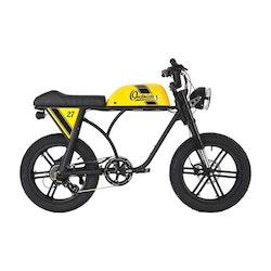 Michael Blast The Outsider 250W Svart/Gul El-Cykel