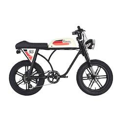 Michael Blast The Outsider 250W Svart/Vit El-Cykel