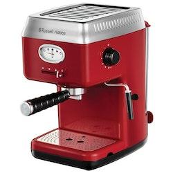 Russel Hobbs Retro Espresso Maker Espressomaskin
