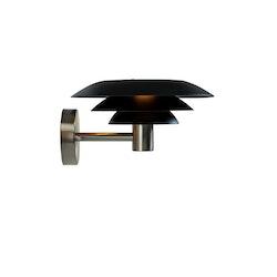 DybergLarsen DL25 Utomhusvägglampa Stål