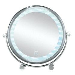 Kleine Wolke Spegel Bright Shorty Silver