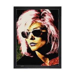 Glasvision Glastavla Blondie