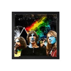 Glasvision Glastavla Pink Floyd