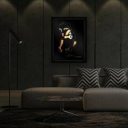 Glasvision Glastavla Lady Shimmer