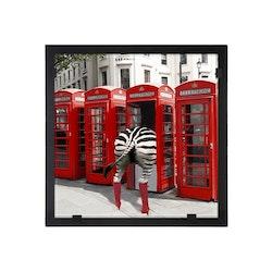 Glasvision Glastavla London Calling