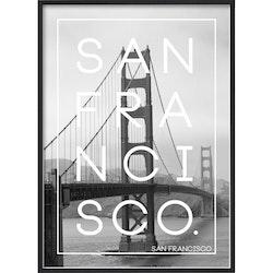 Estancia Poster San Francisco