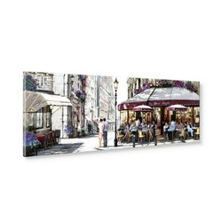 Estancia Tavla Canvas Cafe