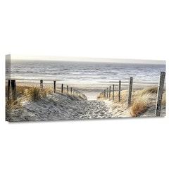 Estancia Tavla Canvas Warm Sand