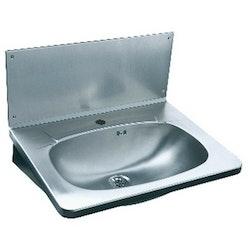 Ifö Tvättställ RM-6 Contura Rostfritt Stål