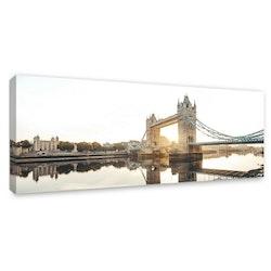 Estancia Tavla Canvas London Tower Bridge