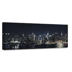 Estancia Tavla Canvas Manhattan by Night