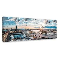 Estancia Tavla Canvas Stockholm Slussen