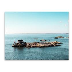 Estancia Tavla Canvas Gothenburg Coast