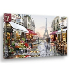 Estancia Tavla Canvas Paris 1