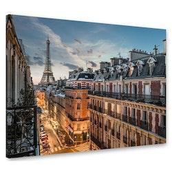 Estancia Tavla Canvas Paris Street
