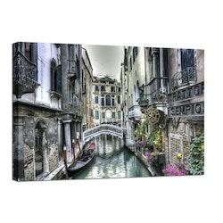 Estancia Tavla Canvas Venice