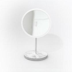 Bosign Sminkspegel AirMirror Bordsmodell Vit/Marmor