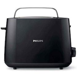 Philips Brödrost Svart 830W