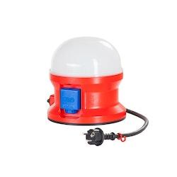 Garo Bygglampa BALL-LED 230V 2.0