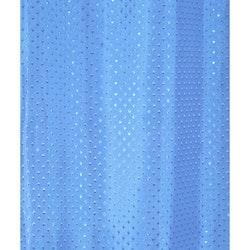 Arrow Duschdraperi Safir Trend Ljusblå