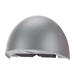 Westal Väggarmatur Uni II LED Alugrå