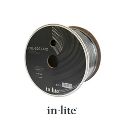 In-Lite Lågspänningskabel CBL-200 14/2 200 m