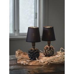 PR Home Lampfot Kotten Mässing