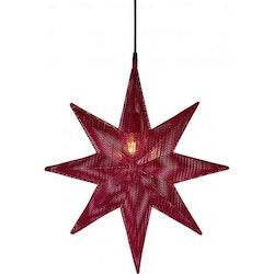 PR Home Julstjärna Capella Röd