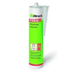 Illbruck Brandstopp FS810 Svart 310ml